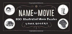 Papel Name That Movie - 100 Illustrated Movie Puzzles