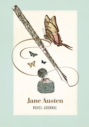 Papel Jane Austen Novel Journal: With Notable Quotations From Jane Austen