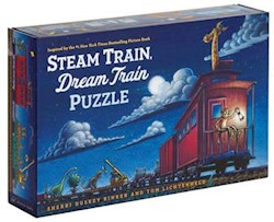 Papel Stream Train, Dream Train Puzzle