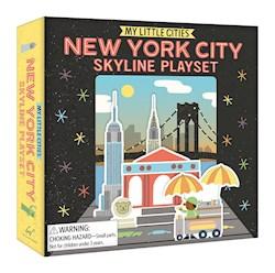 Papel New York City Skyline Playset