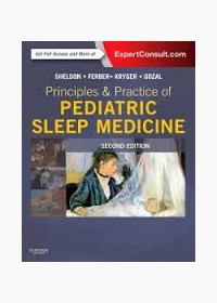 Papel Principles And Practice Of Pediatric Sleep Medicine