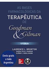 Papel Goodman & Gilman. Las Bases Farmacológicas De La Terapéutica