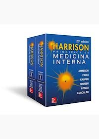 Papel Harrison Principios De Medicina Interna Ed.20