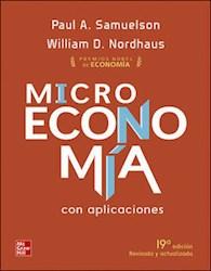 Libro Microeconomia Con Aplicaciones