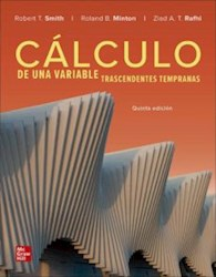 Libro Calculo De Una Variable Trascendentes Tempranas