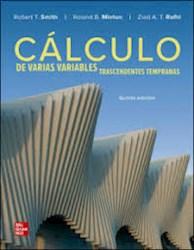 Libro Calculo De Varias Variables Trascendentes Tempranas