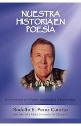 E-book NUESTRA HISTORIA EN POESÍA