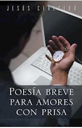 E-book Poesía breve para amores con prisa