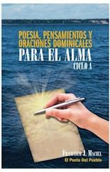 E-book POESIA, PENSAMIENTOS Y ORACIONES DOMINICALES PARA EL ALMA. CICLO A.