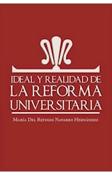 E-book Ideal y realidad de la reforma universitaria