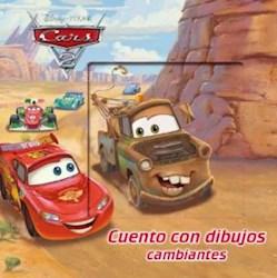 Papel Disney Cars 2 - Cuentos Con Dibujos Cambiantes