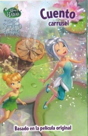 Papel Cuento Carrusel - Tinker Bell Y El Secreto De Las Hadas