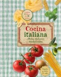 Libro Slipcase Cocina Italiana