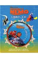 Papel BUSCANDO A NEMO (LIBRO Y CD) (CON LAS VOCES Y MUSICA OR  IGINALES DE LA PELICULA) (CARTONE)