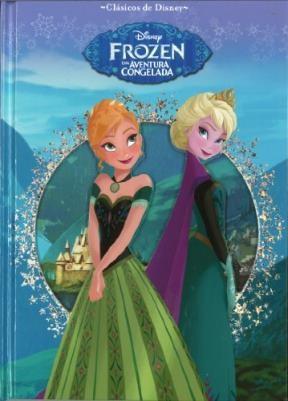 Papel Clásicos Disney - Frozen Una Aventura Congelada