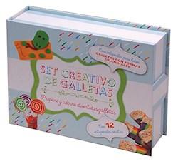 Libro Set Creativo De Galletitas