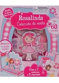 Papel Rosalinda Coleccion De Moda - Pack Creativo
