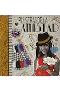 Papel PULSERAS DE LA AMISTAD (50 CUENTAS + 5 HILOS DE COLORES  ) (CARTONE)