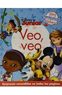 Papel VEO VEO (DISNEY JUNIOR) (CON FANTASTICOS STICKERS)