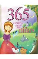 Papel 365 CUENTOS Y RIMAS PARA NIÑAS (CARTONE)