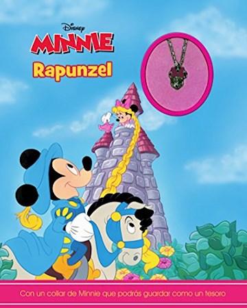 Papel Disney - Minnie Rapunzel - Con Colgante - Grande