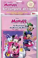 Papel BOUTIQUE DE MOÑOS DE MINNIE (DISNEY MINNIE) (SET COMPLE  TO DE REGALO) (CARTONE)
