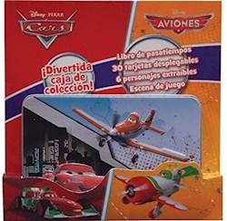 Libro Disney Cars Y Aviones : Divertida Coleccion !