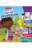 Papel DISNEY JUNIOR DISFRUTA CON EL SET DE DIVERSION (C/ACCES  ORIOS) (CARTONE)