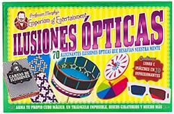 Papel Ilusiones Opticas 70 Ilusiones Que Desafian