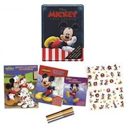 Libro Mickey Y Sus Amigos