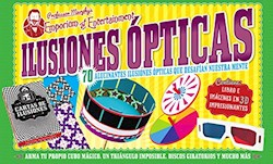 Libro Professor Murphy'S  Ilusiones Opticas