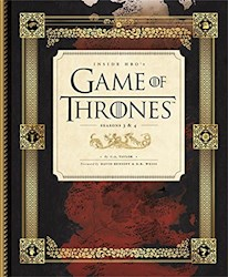 Libro Inside Hbo'S Game Of Thrones Vol 2