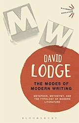 Papel The Modes Of Modern Writing (Metaphor, Metonymy, And The Typology Of Modern Literature)