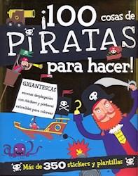Libro 100 Cosas De Piratas Para Hacer