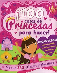 Libro 100 Cosas De Princesas Para Hacer !