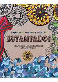 Papel Libro Artistico Para Colorear - Estampados