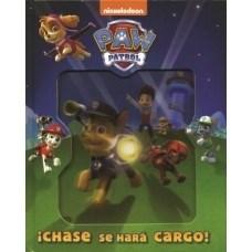 Libro Paw Patrol  Chase Se Hara Cargo !