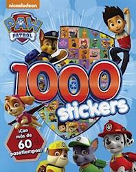 Libro 1000 Stickers  Paw Patrol