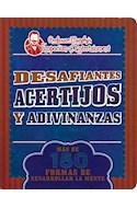 Papel DESAFIANTES ACERTIJOS Y ADIVINANZAS MAS DE 150 FORMAS DE DESARROLLAR LA MENTE (PROFESSOR MURPHY'S EM