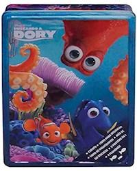 Libro Buscando A Dory  Happy Tins