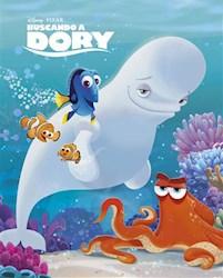 Libro Buscando A Dory  Clasicos Disney