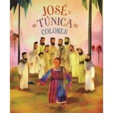 Libro Biblia Ilustrada  Jose Y Su Tunica De Colores