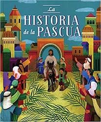 Libro Biblia Ilustrada  La Historia De La Pascua