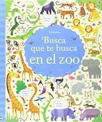 Papel Busca Que Te Busca En El Zoo