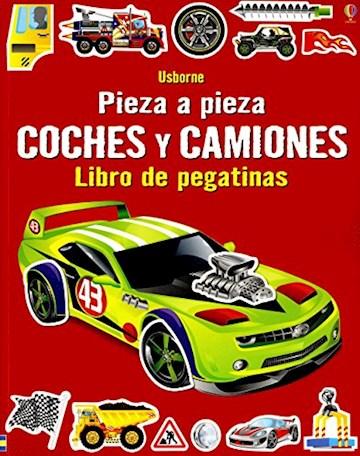 Papel Pieza A Pieza: Coches Y Camiones