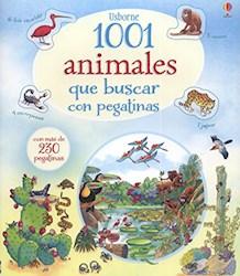 Papel 1001 Animales Que Buscar Con Pegatinas
