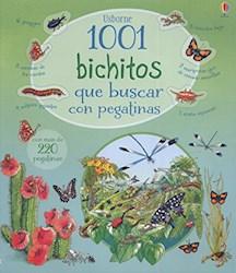 Papel 1001 Bichitos Que Buscar Con Pegatinas