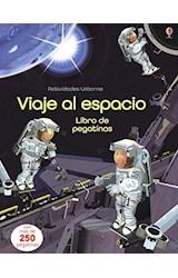 Papel VIAJE AL ESPACIO - LIBRO DE PEGATINAS