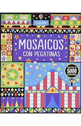 Papel MOSAICOS CON PEGATINAS
