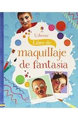 Papel LIBRO DE MAQUILLAJE DE FANTASIA